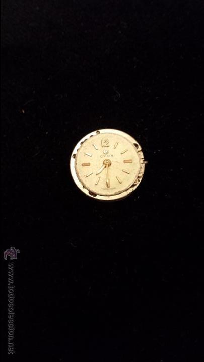 MAQUINARIA CYMA (Relojes - Recambios)