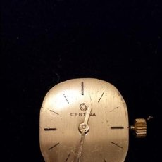Recambios de relojes: MAQUINARIA CERTINA FUNCIONA. Lote 42236788