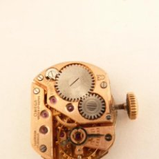 Recambios de relojes: MECANISMO A CUERDA PARA RELOJ OMEGA. Lote 42729081