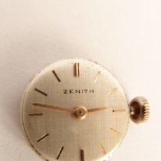 Recambios de relojes - MECANISMO A CUERDA PARA RELOJ ZENITH - 42751123