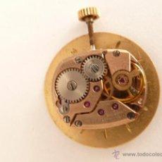 Recambios de relojes: MECANISMO A CUERDA PARA RELOJ OMEGA. Lote 42751444