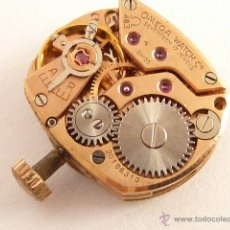 Recambios de relojes: MECANISMO A CUERDA PARA RELOJ OMEGA. Lote 42753038