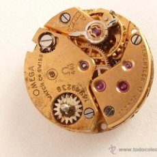 Recambios de relojes: MECANISMO A CUERDA PARA RELOJ OMEGA. Lote 42753354