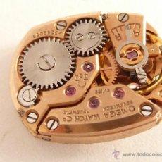 Recambios de relojes: MECANISMO A CUERDA PARA RELOJ OMEGA. Lote 42753752