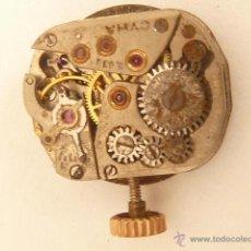 Recambios de relojes: MECANISMO A CUERDA PARA RELOJ DE SEÑORA CYMA. Lote 42984074