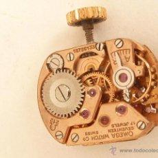 Recambios de relojes: MECANISMO A CUERDA PARA RELOJ OMEGA. Lote 42984863