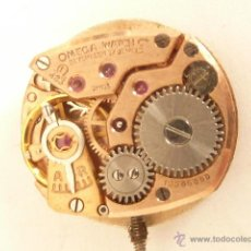 Recambios de relojes: MECANISMO A CUERDA PARA RELOJ OMEGA. Lote 42984978