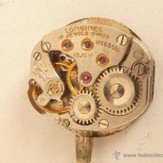 Recambios de relojes: MECANISMO A CUERDA PARA RELOJ LONGINES. Lote 42985137