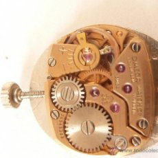 Recambios de relojes: MECANISMO A CUERDA PARA RELOJ OMEGA. Lote 43090224