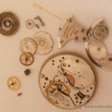 Recambios de relojes: MECANISMO A CUERDA PARA RELOJ LONGINES. Lote 43125810