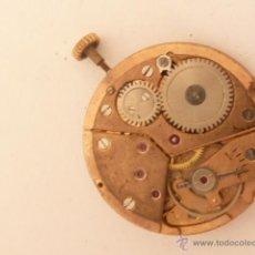 Recambios de relojes: MECANISMO A CUERDA PARA RELOJ. Lote 43126459