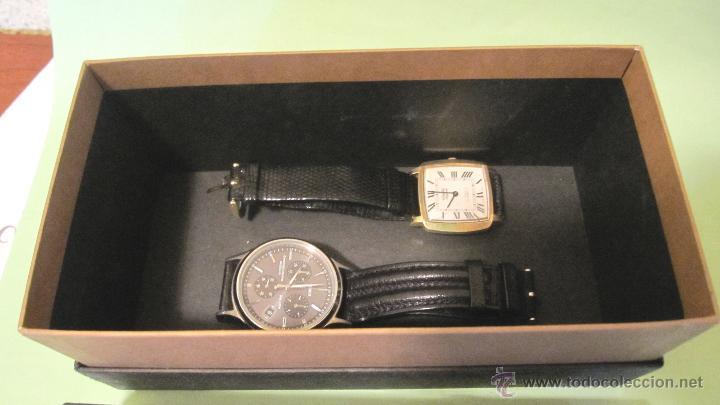 Recambios de relojes: ESTUCHE ORIGINAL PERTEGAZ GRANDE PARA RELOJES , GAFAS , BOLIGRAFOS............. - Foto 2 - 43340585