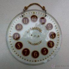 Recambios de relojes: PRECIOSA ESFERA DE CRISTAL. Lote 43385891
