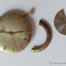 Recambios de relojes: MECANISMO AUTOMÁTICO LONGINES. Lote 43742168