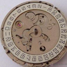 Recambios de relojes: MECANISMO PARA RELOJ AUTOMATICO. Lote 43779562
