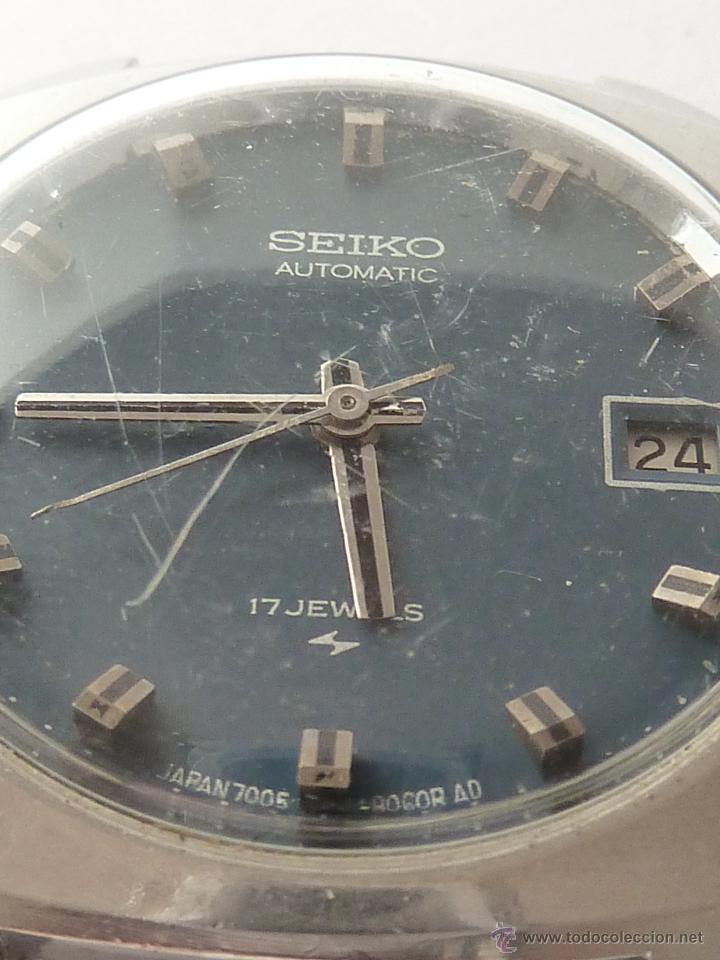 Recambios de relojes: RELOJ SEIKO - Foto 2 - 43892025
