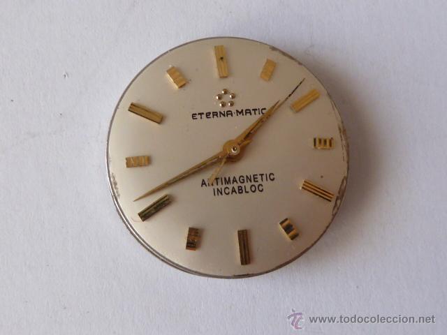 Mecanismo automatico para reloj eterna matic comprar - Mecanismo reloj pared ...