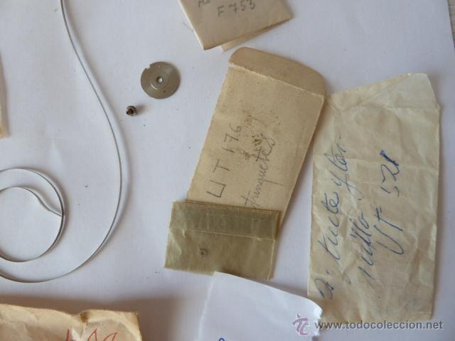 Recambios de relojes: RECAMBIOS PARA TALLER DE RELOJERO - Foto 3 - 44264835