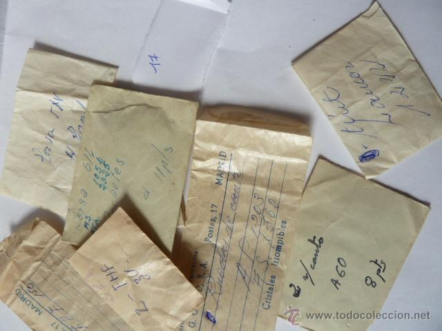 Recambios de relojes: RECAMBIOS PARA TALLER DE RELOJERO - Foto 4 - 44264904