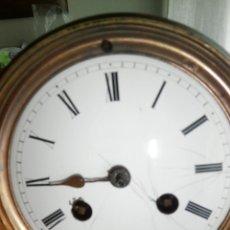 Recambios de relojes: ANTIGUA MAQUINARIA PARIS. JAPY FRERES.. Lote 44790281
