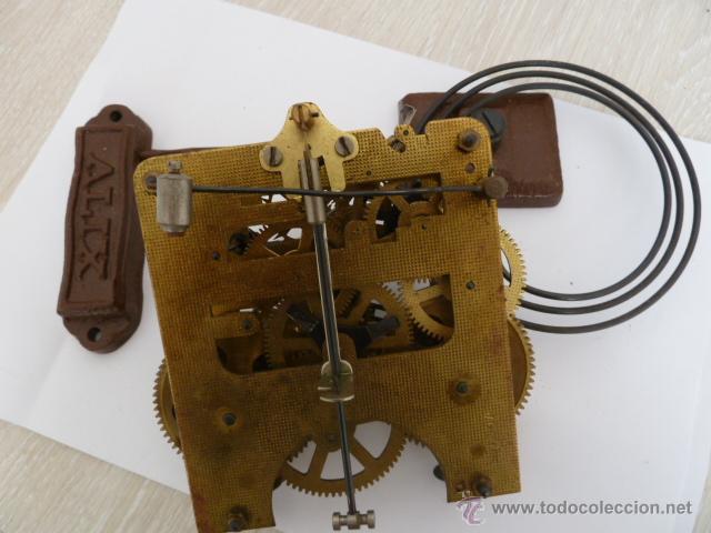 Mecanismo para repuestos o para reparar de relo comprar - Mecanismo reloj pared ...