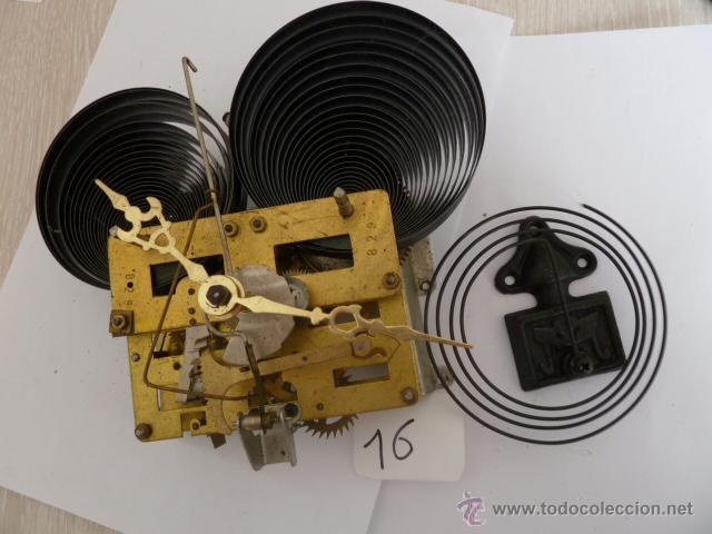 Mecanismo para reloj de pared coreano 30 dias d comprar - Mecanismo reloj pared ...
