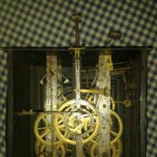 Recambios de relojes: MAQUINA DE RELOJ MINI MOREZ. Lote 46452158