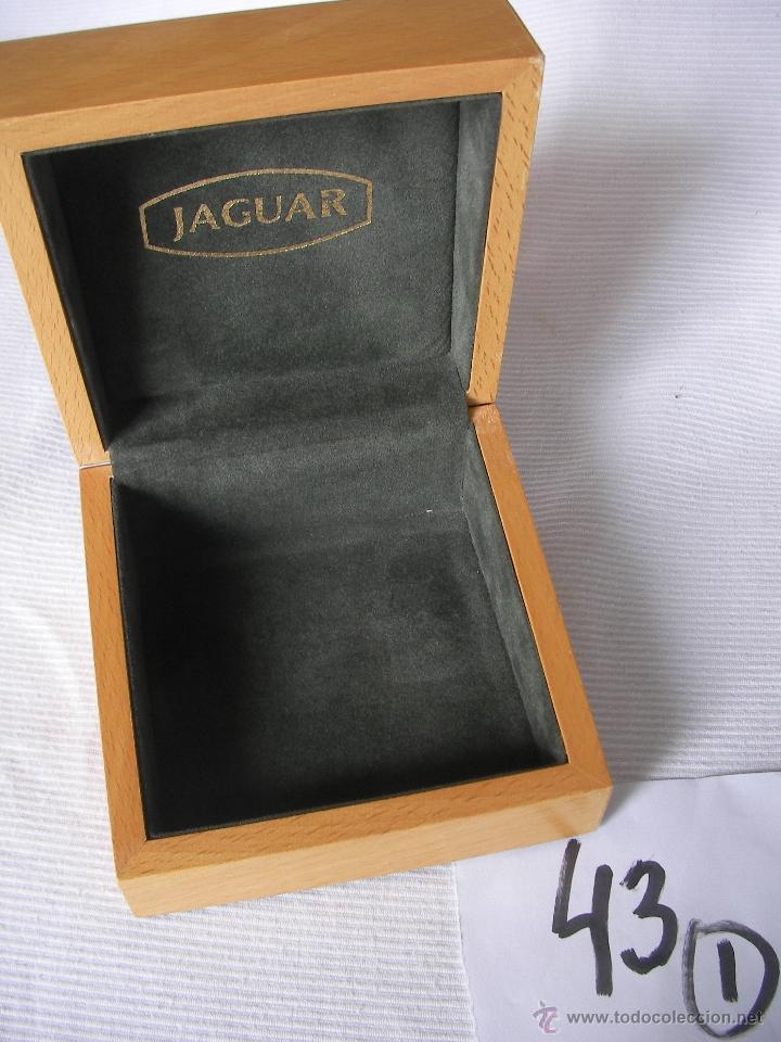 Recambios de relojes: CAJA PARA RELOJERIA O JOYERIA - JAGUAR - ENVIO GRATIS A ESPAÑA - Foto 2 - 46712536