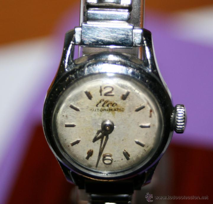 Vendido De Años Automatico 50 A En Sra Elco Antiguo Venta Reloj PZXiTuOk