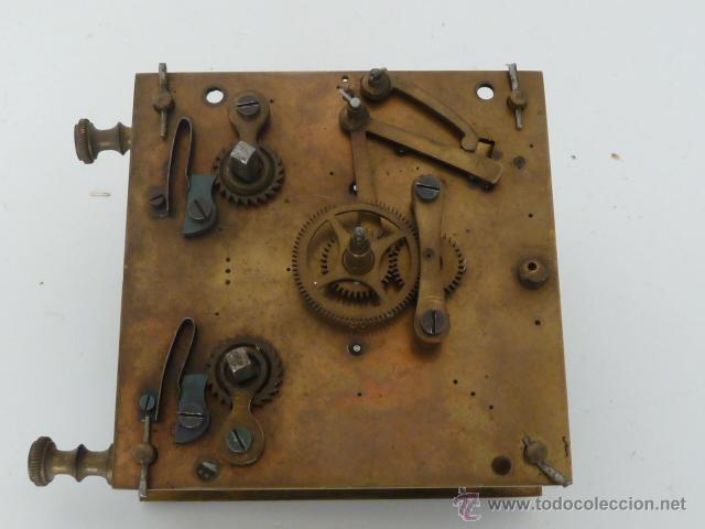 Mecanismo cuadrado maquina paris para reloj de comprar - Mecanismo reloj pared ...