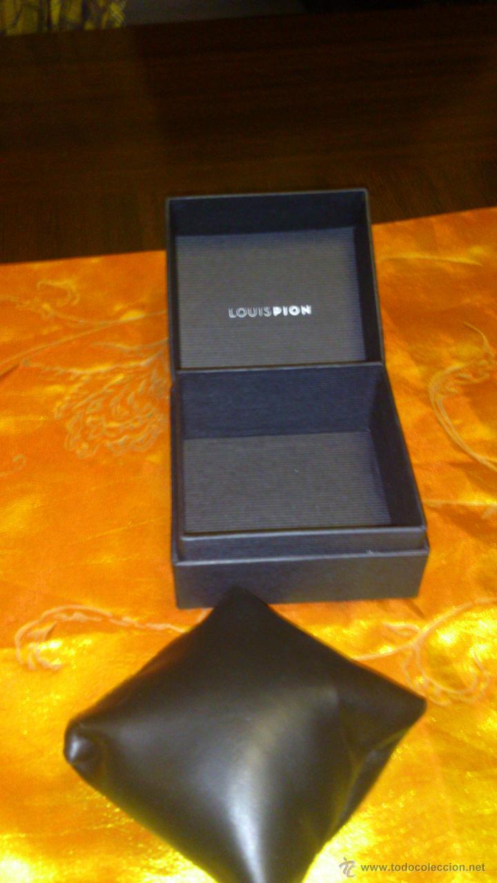 Recambios de relojes: Caja estuche LOUIS PION de la casa de LOUIS VUITTON. - Foto 3 - 47174235