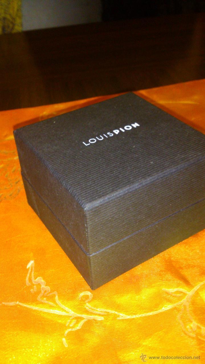 Recambios de relojes: Caja estuche LOUIS PION de la casa de LOUIS VUITTON. - Foto 4 - 47174235