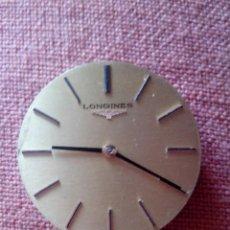 Recambios de relojes: MECANISMO O MÁQUINA PARA RELOJ LONGINES. Lote 109294356