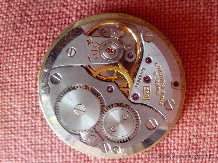 Recambios de relojes: Mecanismo o máquina para reloj Longines - Foto 2 - 109294356