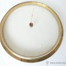 Peças de reposição de relógios: CRISTAL BISELADO PARA BAROMETRO DIÁMETRO 126´5 CRISTRAL , DIÁMETRO BISEL 143 MM. Lote 47775429