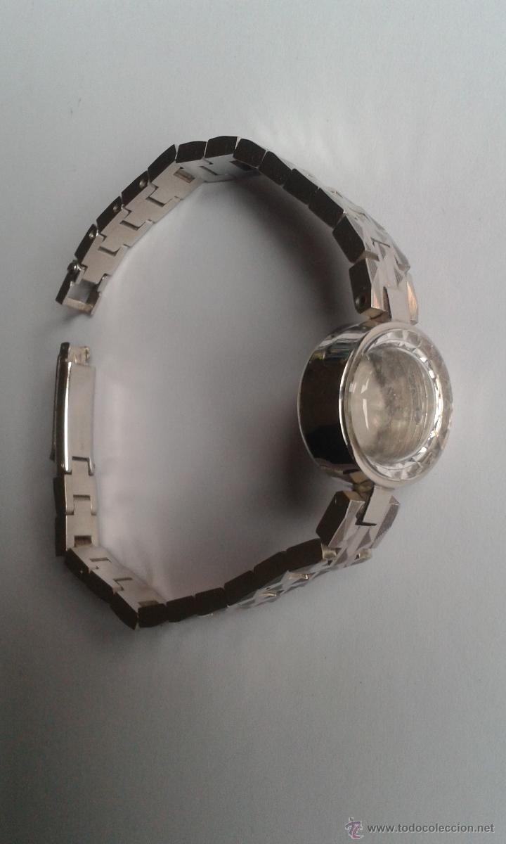 ARMIS Y CAJA DE RELOJ RAYMOND WEIL ROLLED GOLD BEZEL 20 MICRONS (Relojes - Recambios)