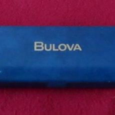 Recambios de relojes: ANTIGUO ESTUCHE PARA RELOJES BULOVA. Lote 48741420