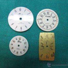 Recambios de relojes: RECAMBIO DE RELOJES. Lote 49163881