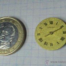 Recambios de relojes: MAQUINARIA - DESPIECE - RELOJ OMEGA A CUERDA 17 JEWELS Nº 620. Lote 49519657