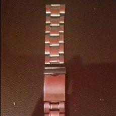 Recambios de relojes: CORREA DE PULSERA PARA RELOJ. Lote 49910968