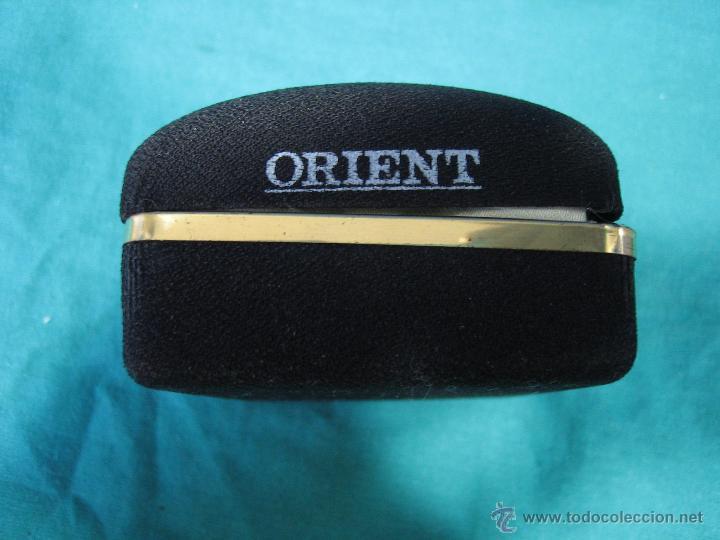 Recambios de relojes: Caja para reloj Orient. M 10x7x4,5 cm - Foto 4 - 50002974