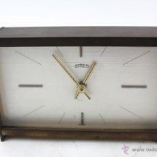 Recambios de relojes: CAJA DE RELOJ EMES GERMANY CON MAQUINARIA NUEVA. Lote 50217346