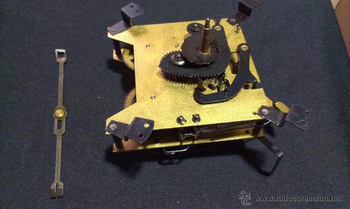 Mecanismo de reloj de pared alargador pendulo comprar - Mecanismo reloj pared ...