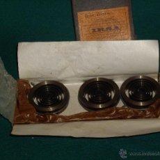 Recambios de relojes: MUELLES IRSA -TRES UNIDADES. Lote 52131269