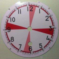 Recambios de relojes: ESFERA PARA RELOJ DE BARCO SOVIÉTICO, URSS.. Lote 53212636