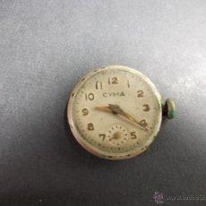 Recambios de relojes: ESFERA DE RELOJ CYMA DE SEÑORA.. Lote 53690350