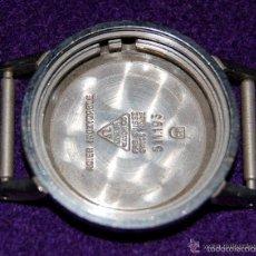 Recambios de relojes: CAJA DE RELOJ OMEGA DE ACERO INOXIDABLE. Nº 511.193. SIN USAR. DIAMETRO INT:2CM. EXT:2,2CM.. Lote 56347081
