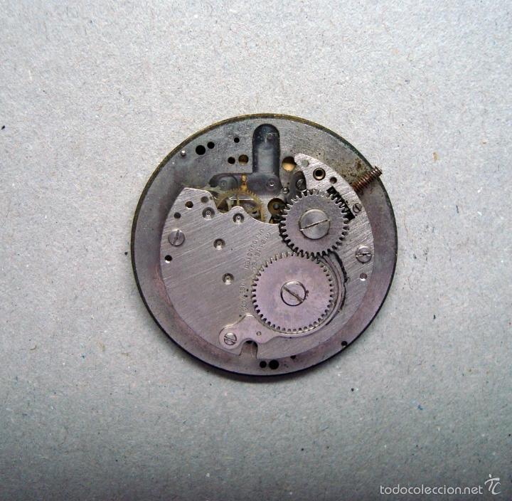 Recambios de relojes: Maquinaria reloj Multy - para piezas - Foto 2 - 56523030