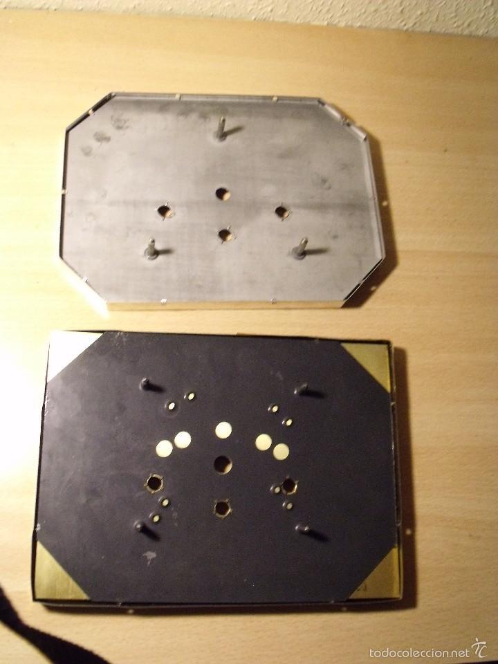 Recambios de relojes: 2 antiguas esferas para reloj Wetsminster- lote 24- para piezas - Foto 2 - 56609010