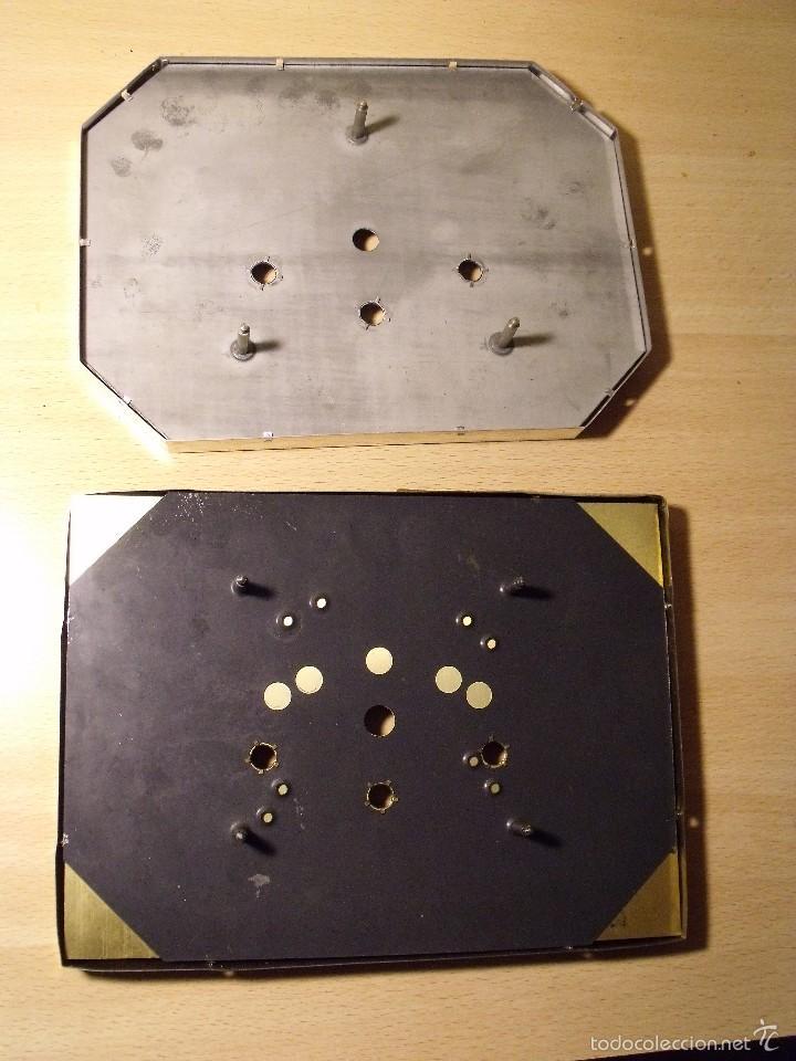 Recambios de relojes: 2 antiguas esferas para reloj Wetsminster- lote 24- para piezas - Foto 3 - 56609010